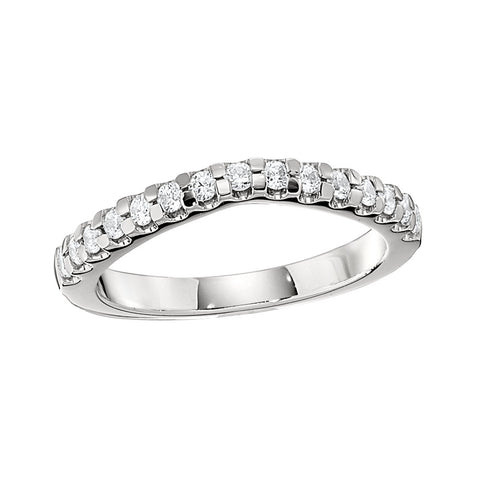 curved wedding bands, matching wedding bands