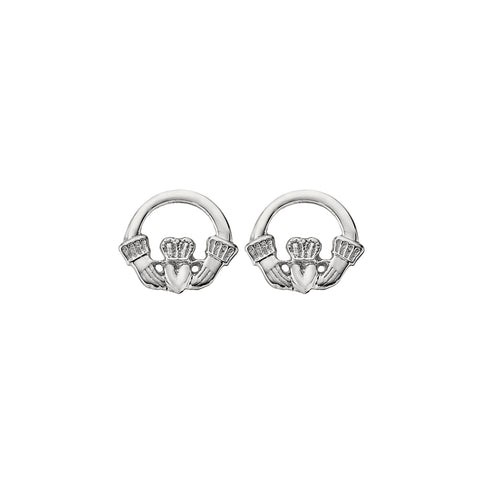 Claddagh Earrings Small