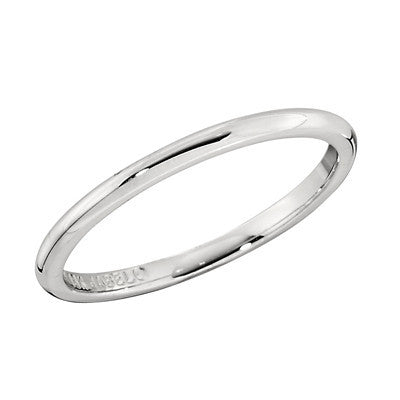 stackable wedding bands, simple wedding band, plain wedding band