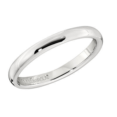 seamless band, classic wedding band, simple wedding band, plain wedding band