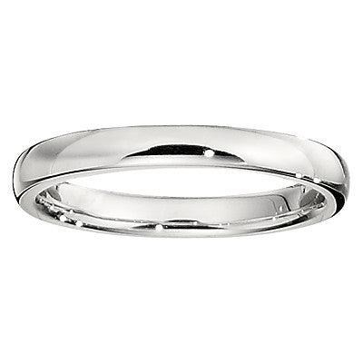 Stackable wedding bands, seamless bands, classic wedding bands, made in USA jewelry, die struck heirloom jewelry