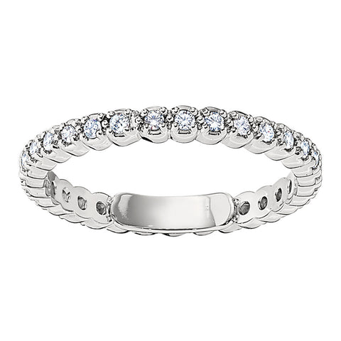 Diamond Eternity Bands, matching wedding bands