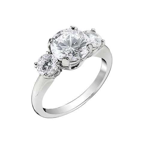 three stone engagement rings, three stone diamond rings, 3 stone engagement rings, 3 stone diamond rings