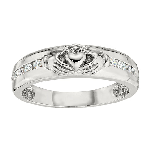Celtic Wedding Bands, Claddagh Ring, Celtic Jewelry, Irish wedding band, Celtic wedding band, Claddagh wedding band, celtic wedding rings