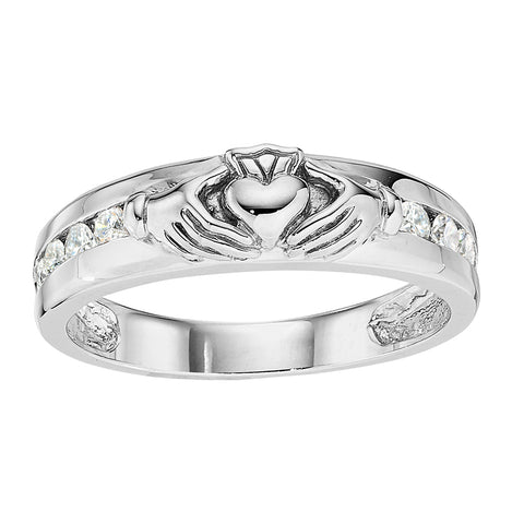Claddagh Ring, Claddagh Wedding Bands, Celtic Wedding bands, Celtic Jewelry