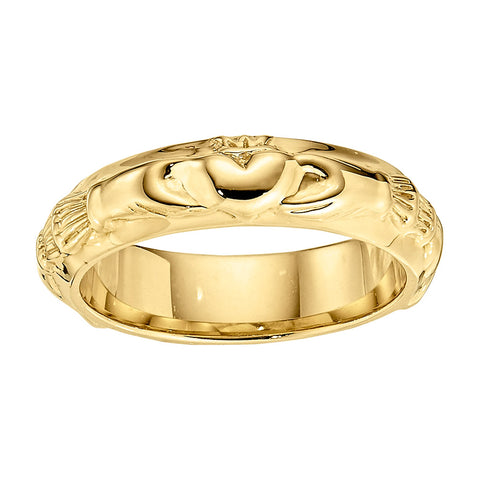 Celtic Wedding Bands, Claddagh Ring, Celtic Jewelry