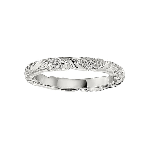 Wedding Bands tagged Floral Wedding Rings Bellas Fine Jewelers