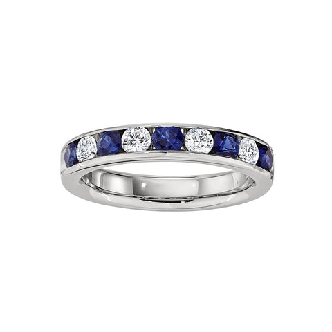 sapphire and diamond wedding band, sapphire and diamond wedding ring, gemstone wedding bands, gemstone wedding rings, sapphire baguette wedding band sapphire baguette wedding ring