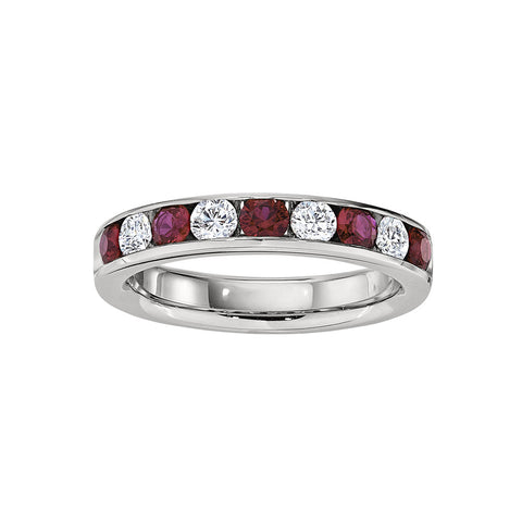 ruby wedding band, ruby wedding ring, ruby anniversary band, ruby and diamond wedding band, ruby and diamond wedding ring, diamond bands with rubies