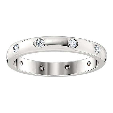 modern diamond wedding bands, unique wedding bands, stackable wedding bands