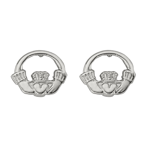 Claddagh Earrings, Celtic Earrings, Irish Earrings