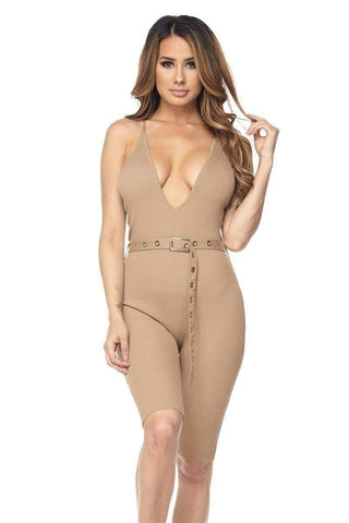 Yushikas Boutique Knit Romper