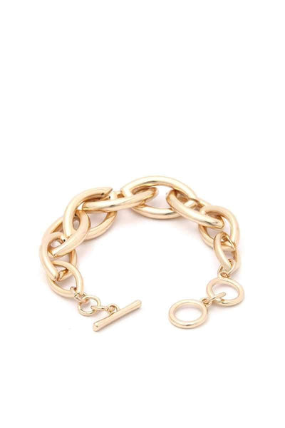 Yushikas Boutique Metal Bracelet
