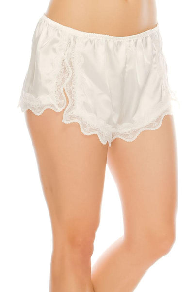 Yushikas Boutique Satin Pj Short Set