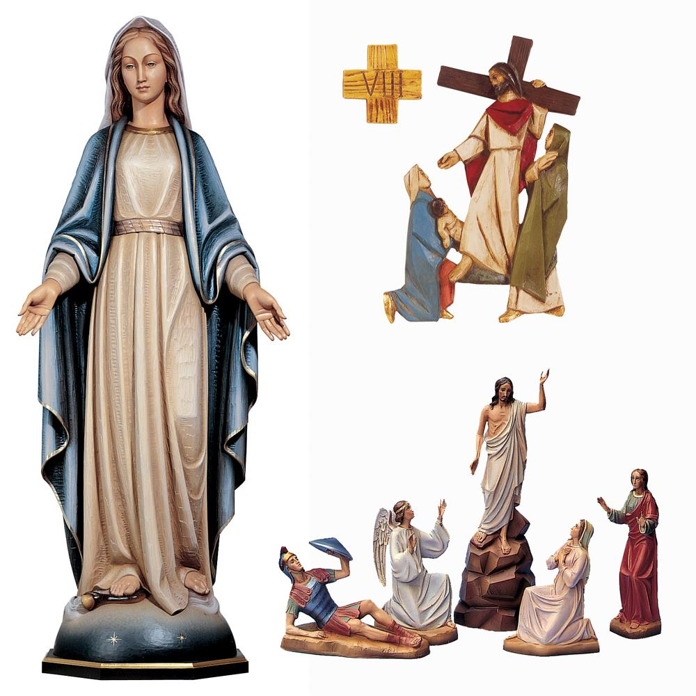 Statuary, Stations & Nativity Sets