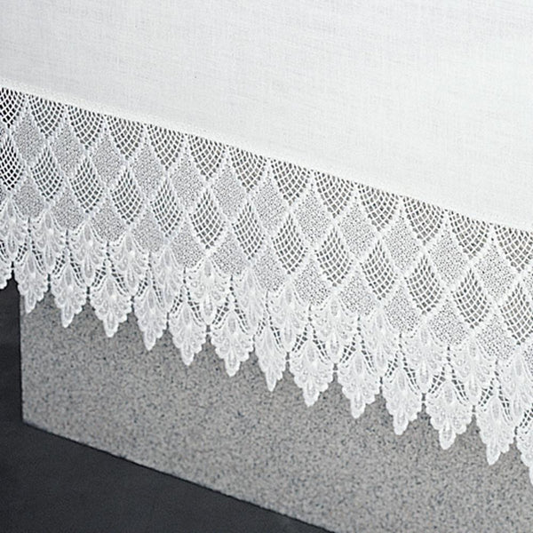 Special Commissions - Altar Cloth Decorative Lace