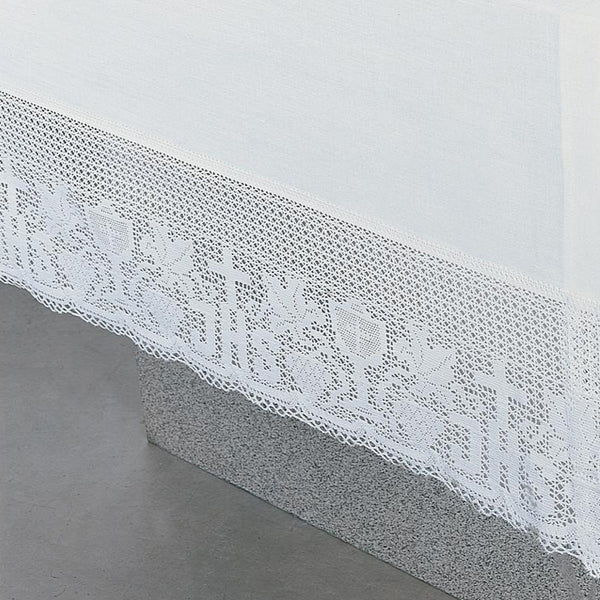 Special Commissions - Altar Cloth IHS Lace