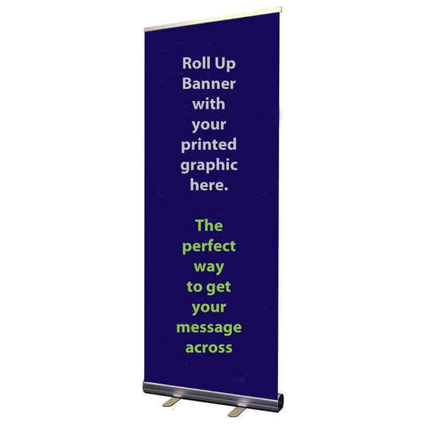 Special Commissions - Custom Made Roll Up Banner