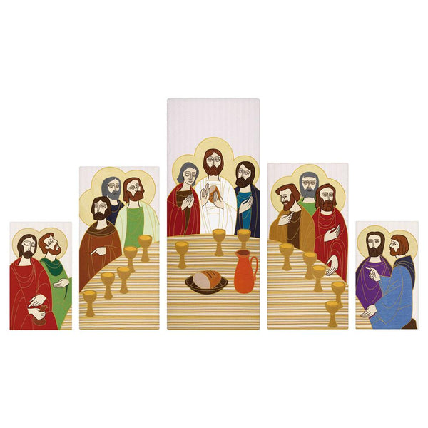 Special Commissions - Last Supper Tapestry Set