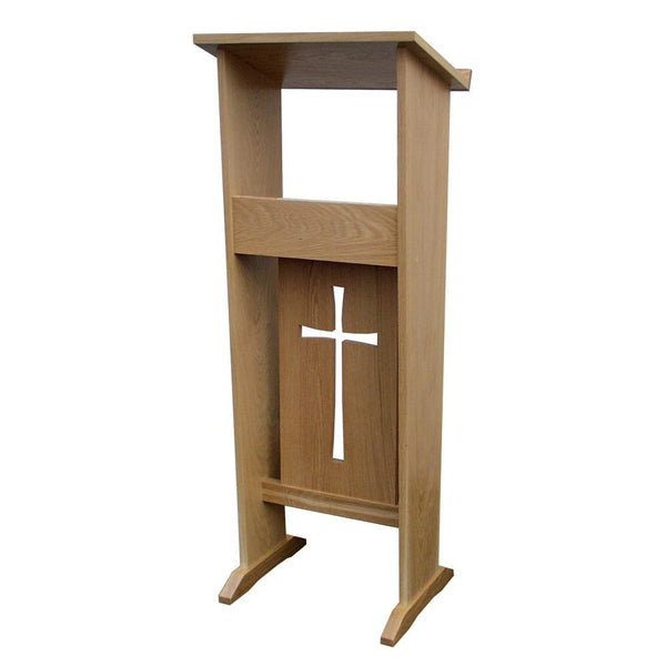 Special Commissions - Wooden Lectern