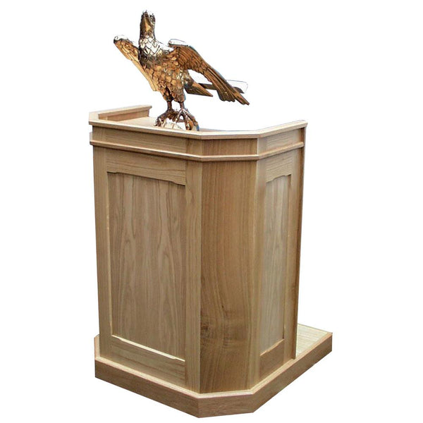 Special Commissions - Wooden Pulpit