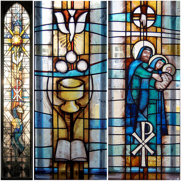 Special Commissions - Stained Glass Windows