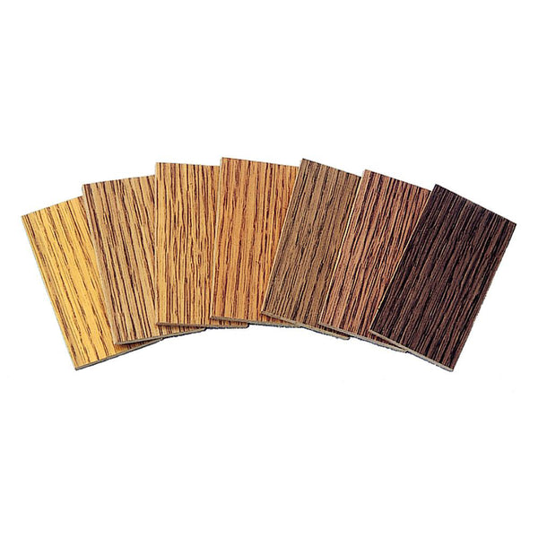 Special Commissions - Wooden Stain Shades