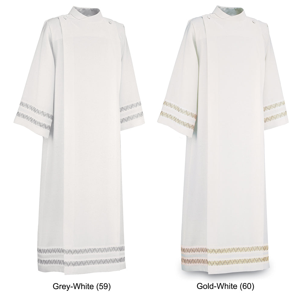 Ladies Cassock Alb in Ravenna - Slabbinck