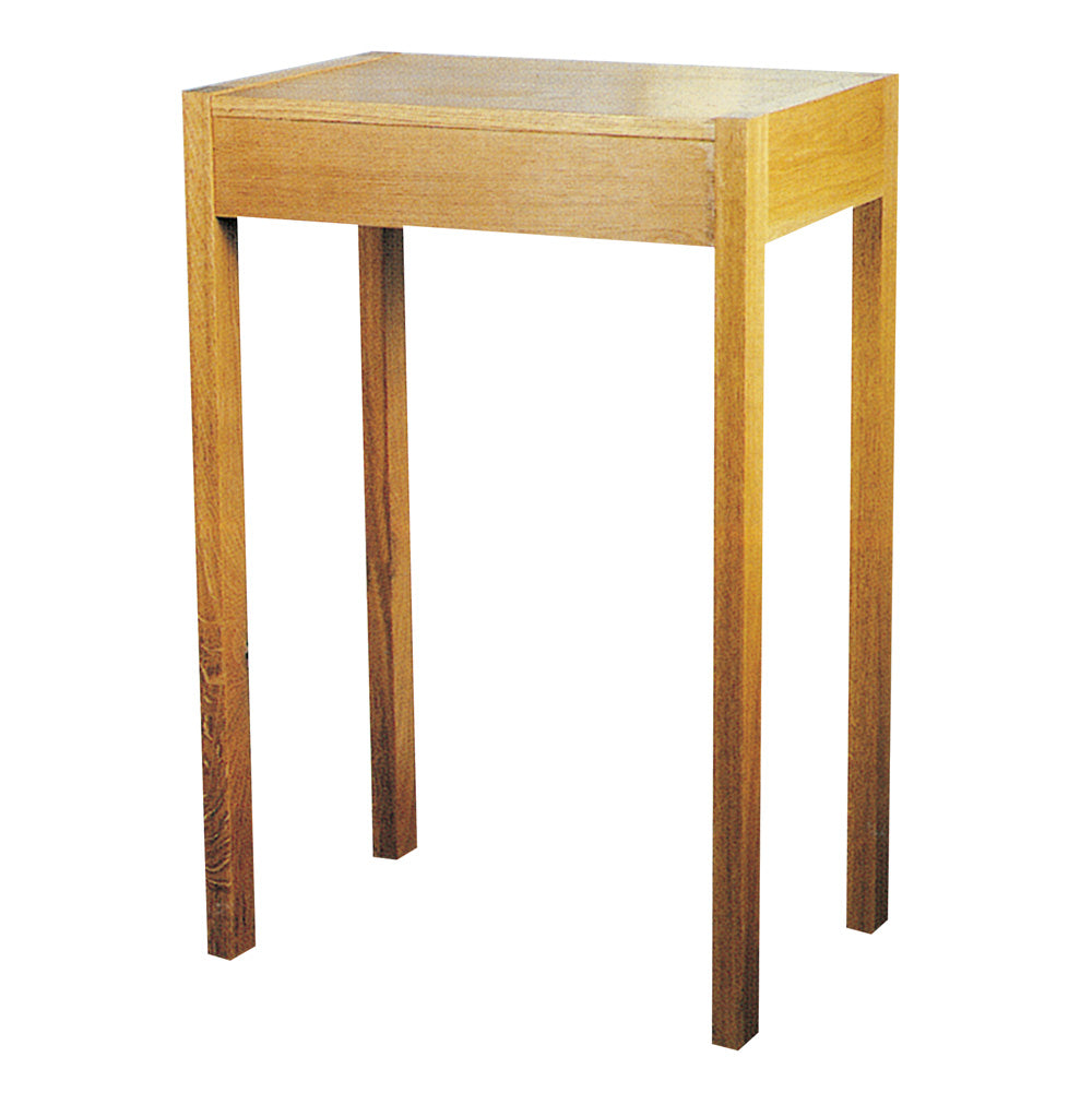 Oak Credence Table
