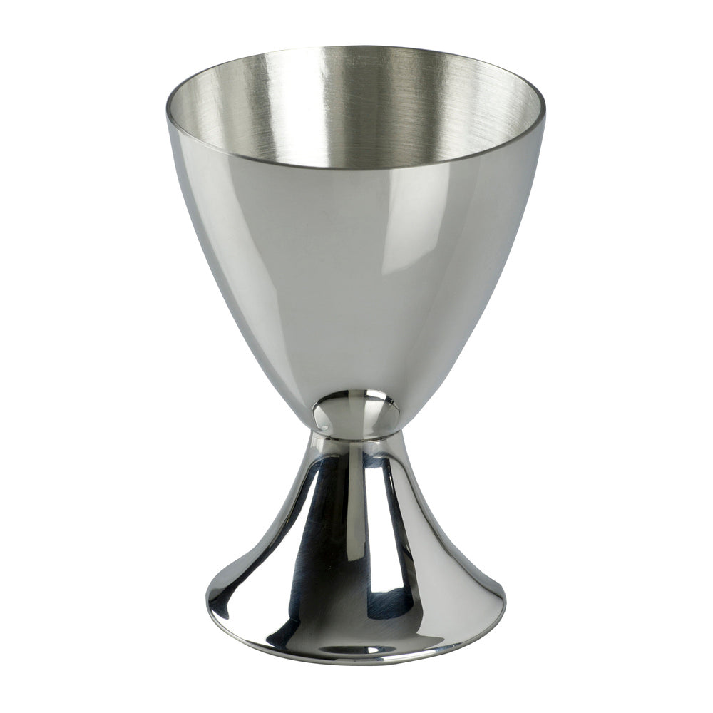"Rutland Chalice in Pewter - 6"" high"