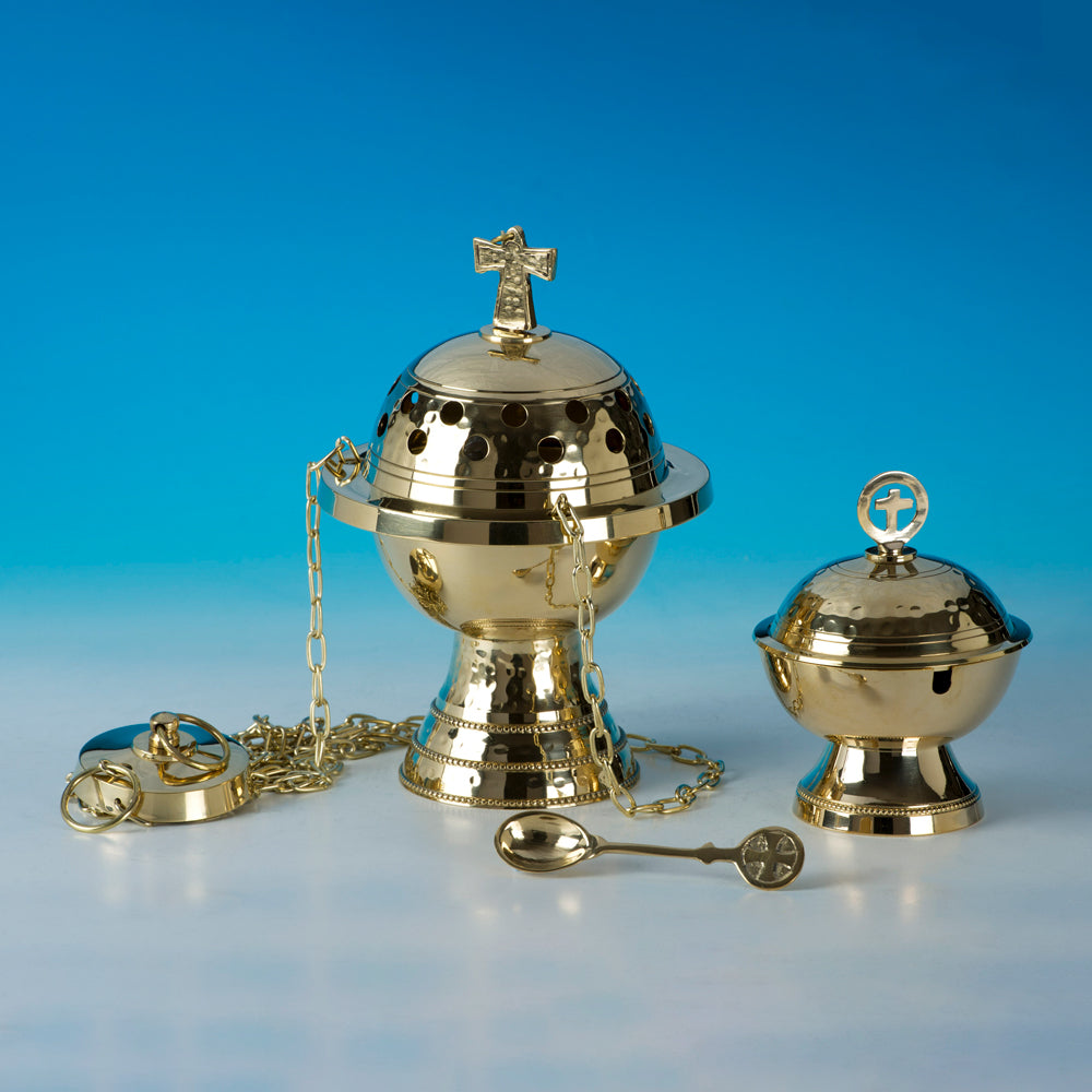 Thurible, Boat and Spoon