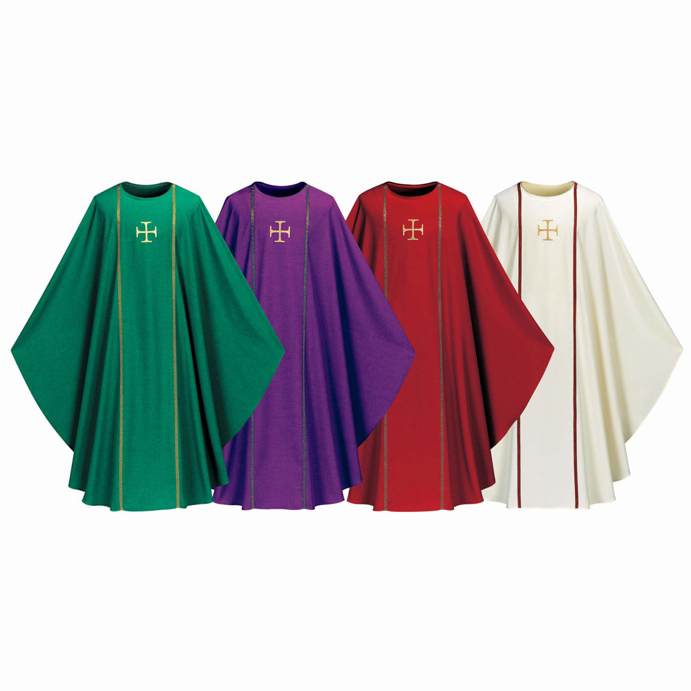 Lightweight Chasubles
