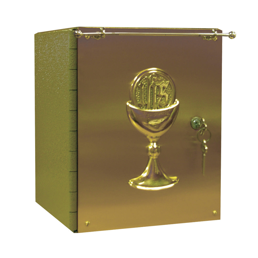 Large IHS Chalice Tabernacle