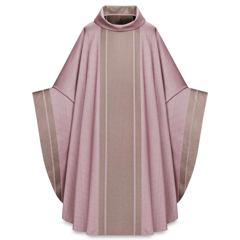 Chasuble in Rose Agate