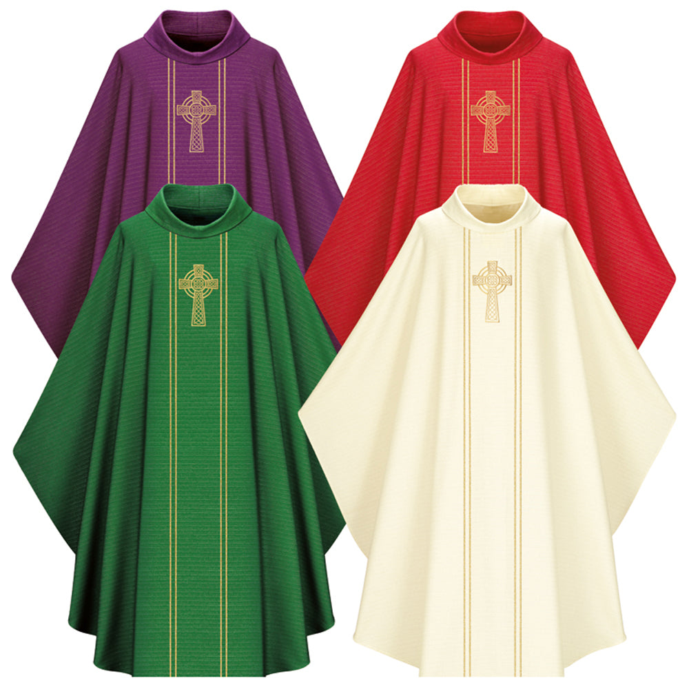 Chasubles in Cantate fabric