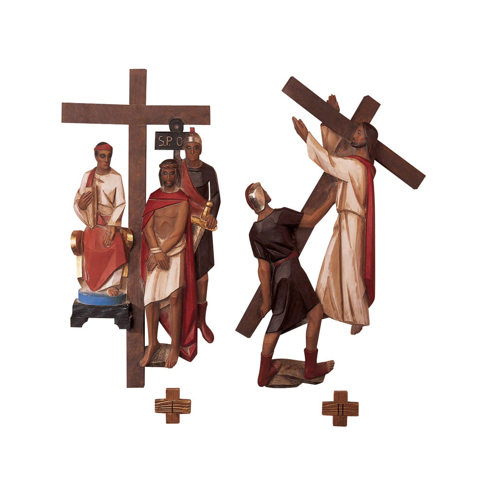 Large Stations of the Cross