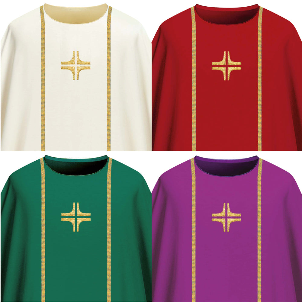'Assisi' Collection - Elias Chasuble