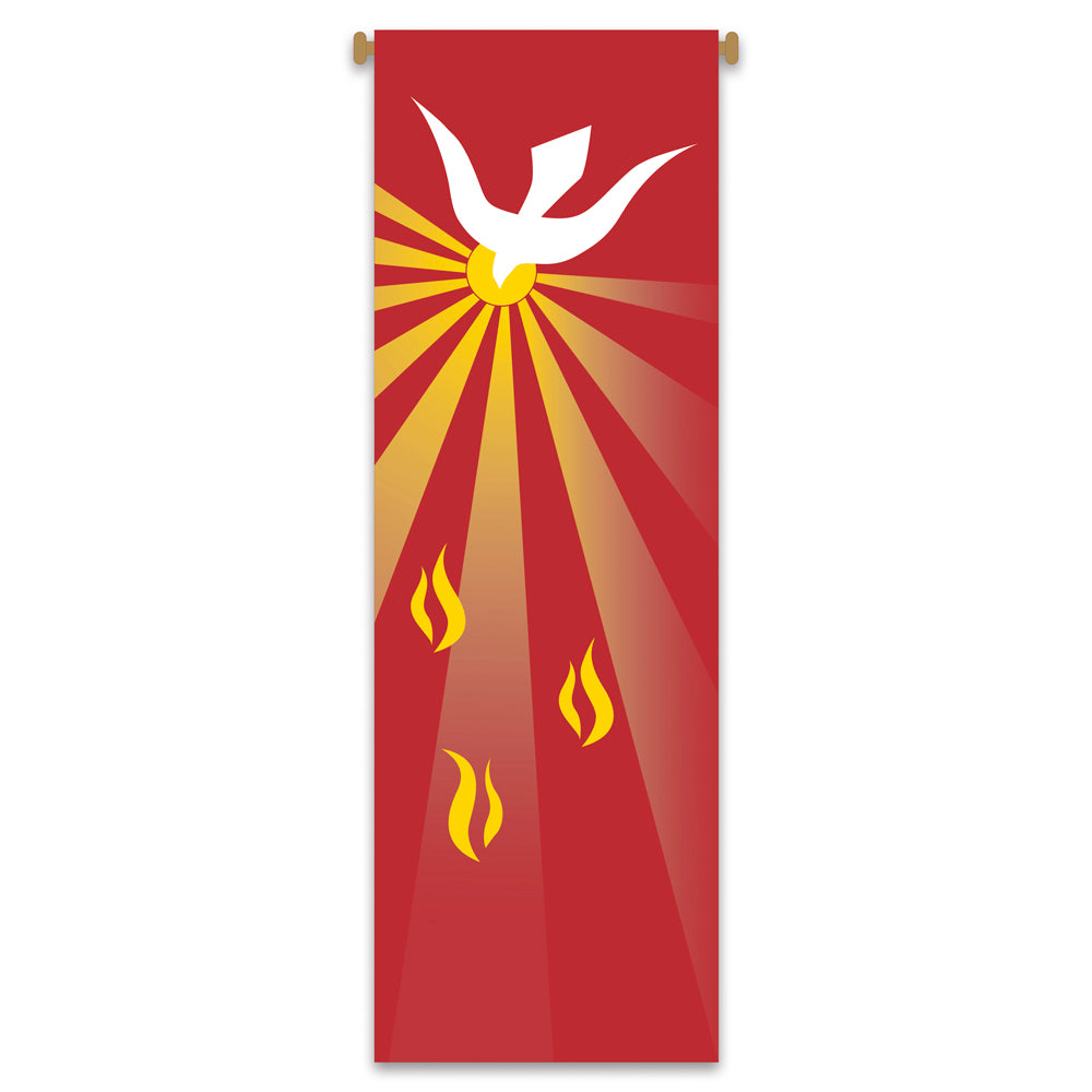 Large Inside Banner - Holy Spirit