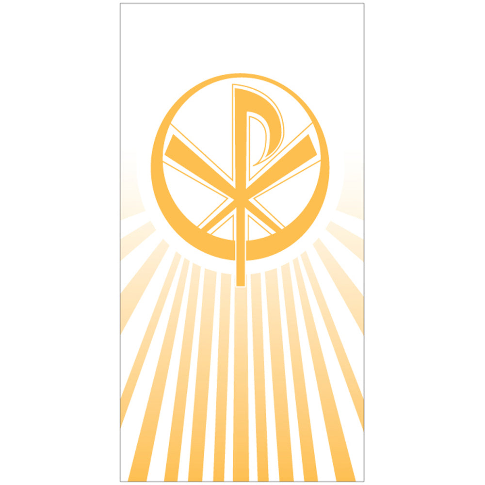 Small Inside Banner - Chi Rho