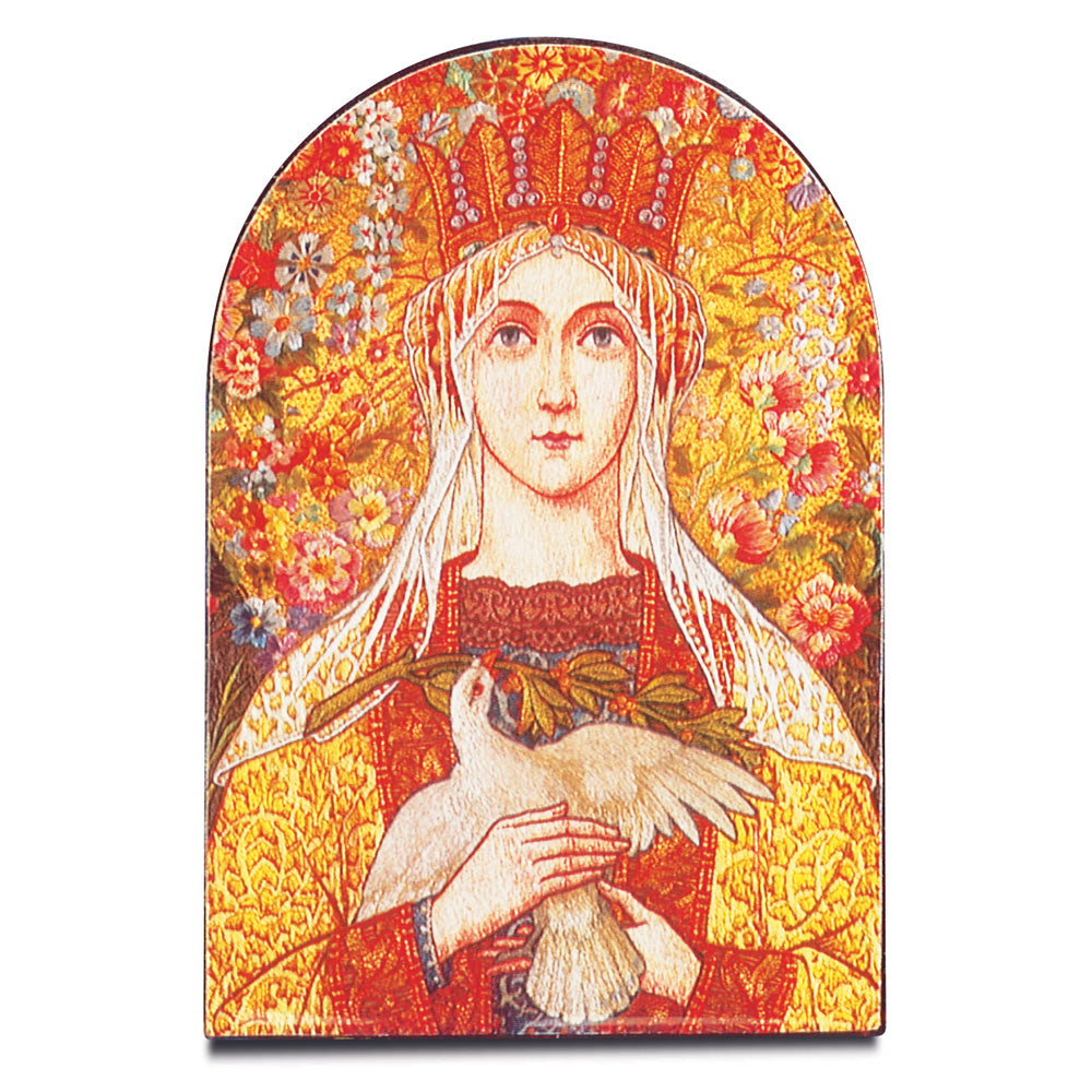 Our Lady of Peace Icon