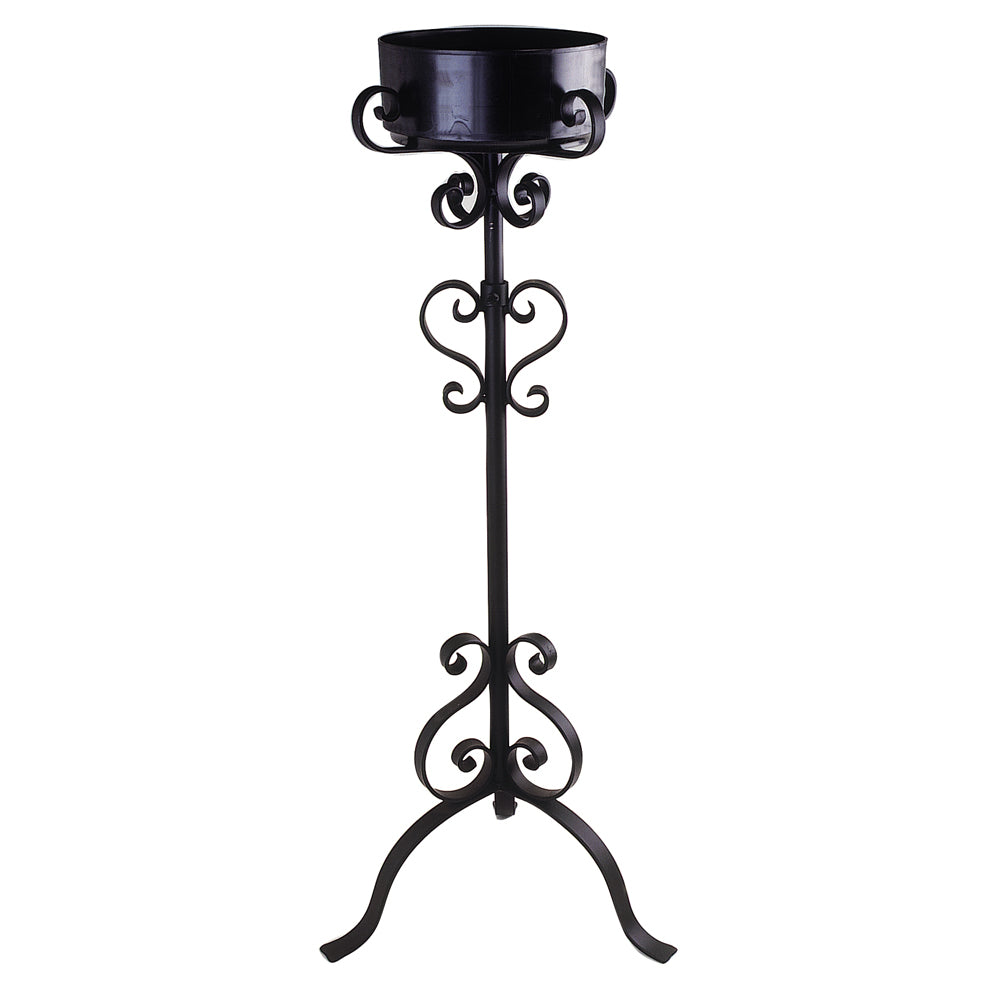 Hand Wrought Adjustable Flower Stand
