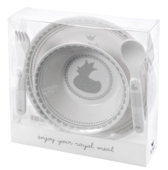 Royal dinner set 4pcs