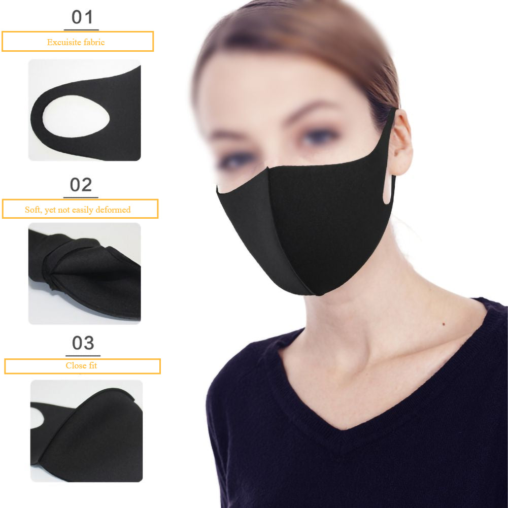 Washable KN95 Face mask with PM2.5 filter With Earloop - FruGear
