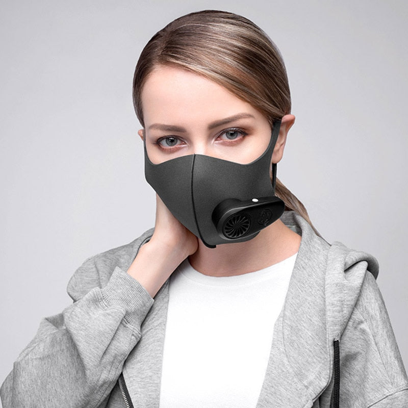 Smart Electric KN95 Face Mask with PM2.5 filter - FruGear