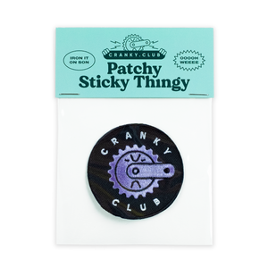 Sticky Patchy Thingy (Cranky Club)