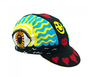 Cycling cap: Eye of the Storm