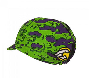 Cycling cap: Slime