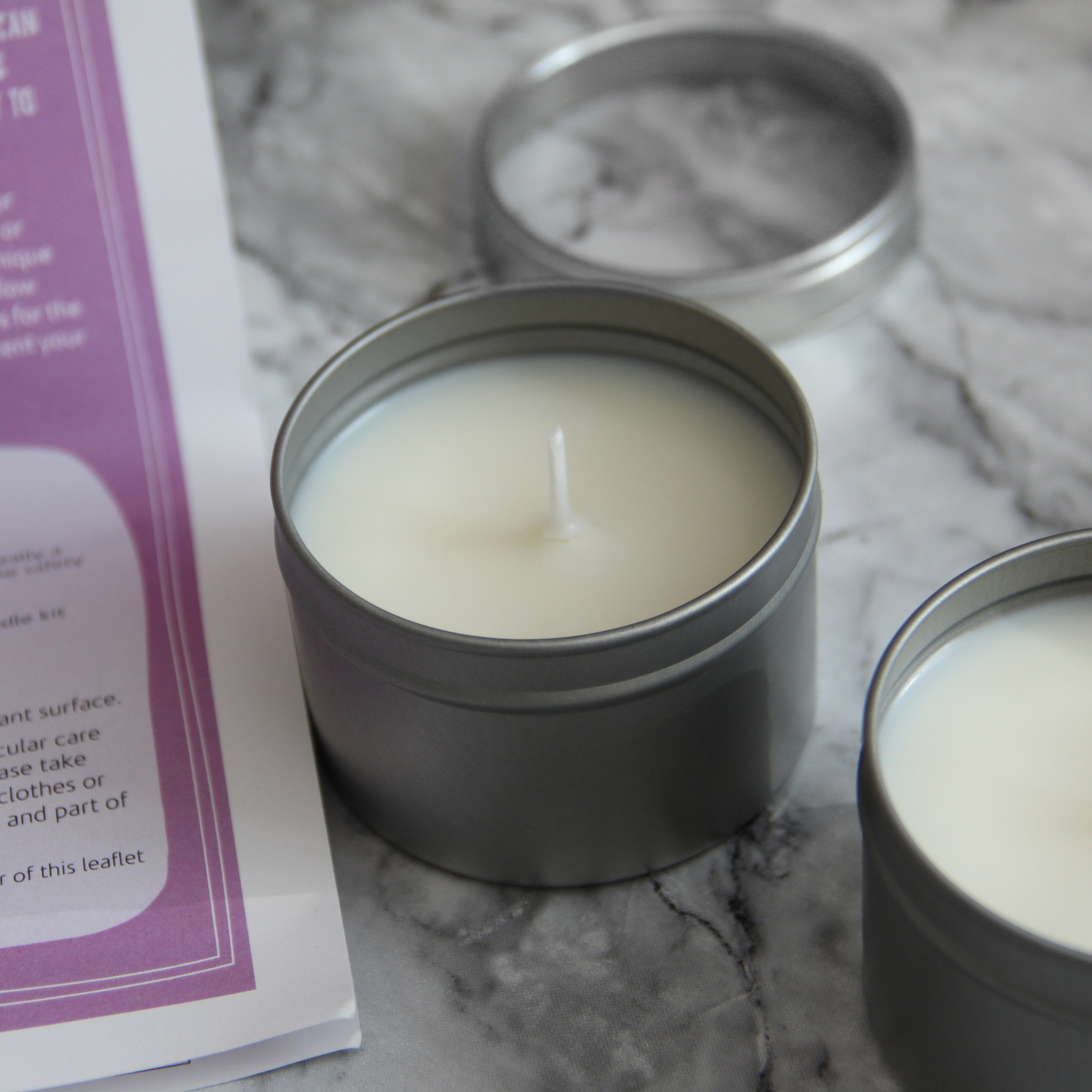 Homemade Candle Recipe - Candle Making Kits by Northumbrian Candleworks