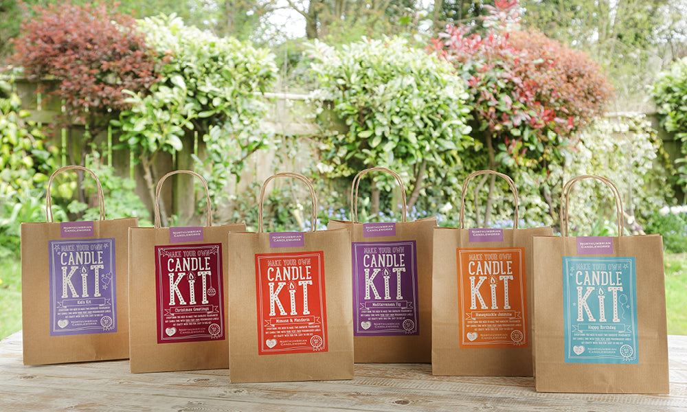 Soy Wax Candle Making Kits