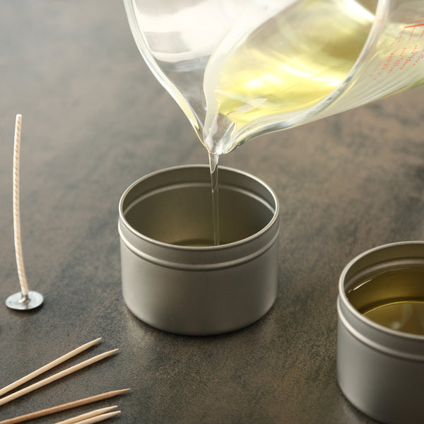 Candle Making Tips for Beginners - Candle Making Kits by Northumbrian Candleworks